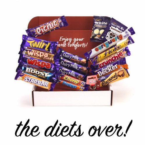 Cadburys Personalised Gift Box