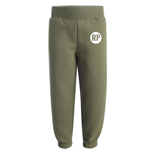 Personalised Olive Sweatpants