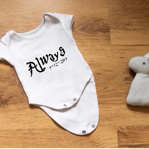 Always Baby Jersey
