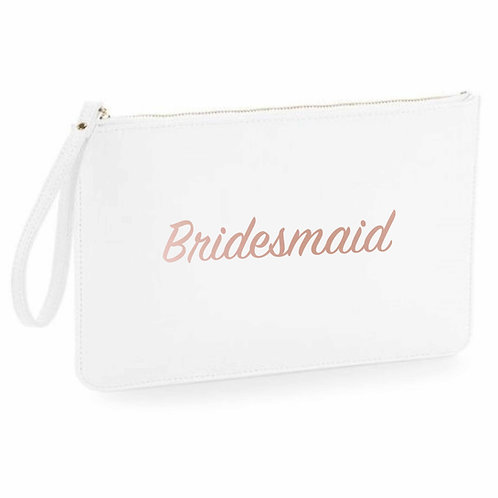 Personalised Boutique Accessory Pouch