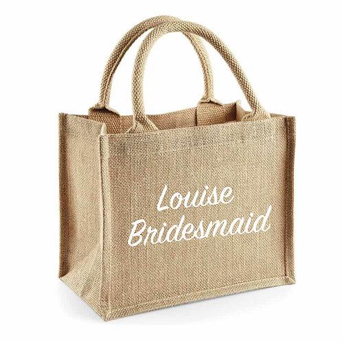 Personalised Petite Gift Bag