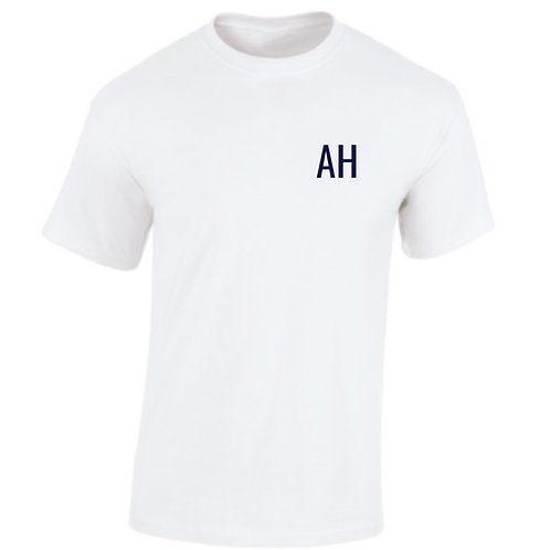 White Personalised T-Shirt