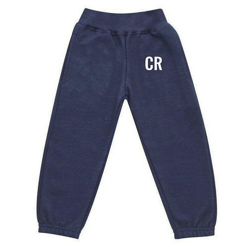 Personalised Navy Sweatpants