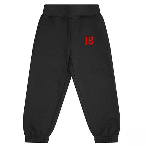 Personalised Black Sweatpants