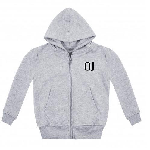 Personalised Hoodie Grey