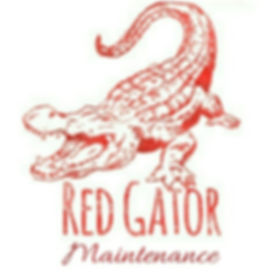 Red Gator Maintenance