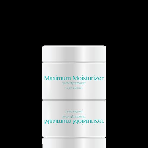 MAXIMUM MOISTURIZER with MYRAMAZE®