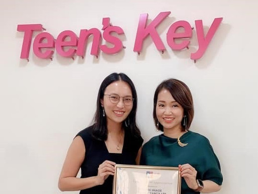 Fundraising Activities to Teen Keys, the NGO to celebrating Spark Image 5 years old