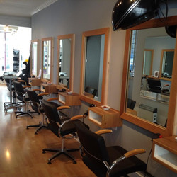 waves hairdressing