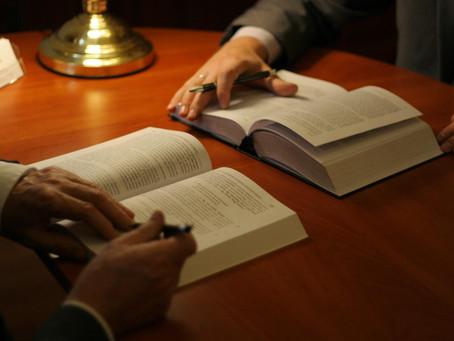 Wznowienie działalności Sądów