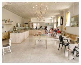 chouquette interior