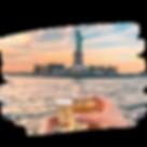 שייט שקיעה בניו יורק אטרקציות בניו יורק.