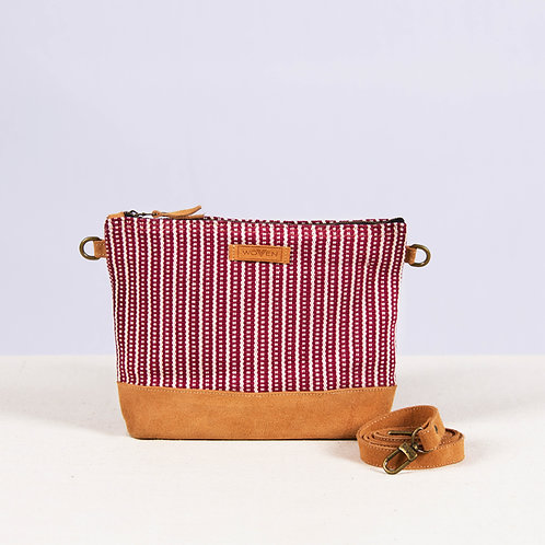 Wash Bag with Belt