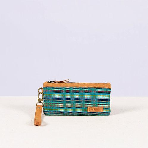 Tan Zip Wallet