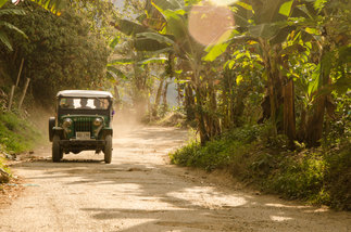 Jeep Colombia Excursions - Coffee Cultur