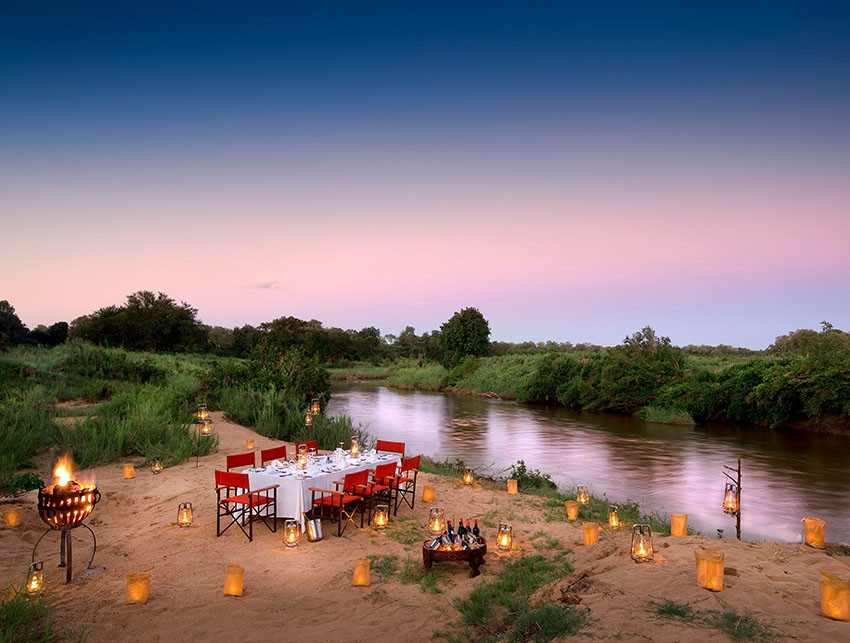 Top cultural travel locations - BBQ sunset South African-style with a private wine and braai experience