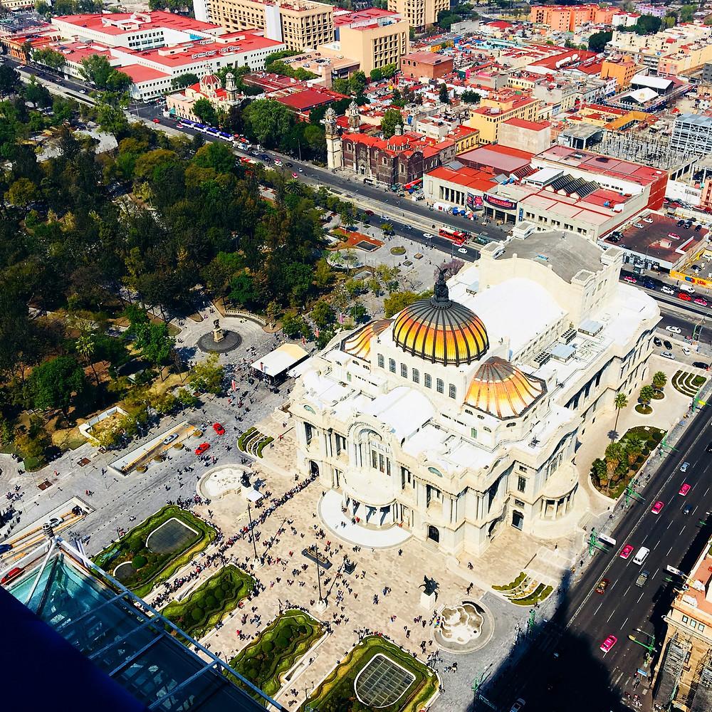 Top cultural travel locations - Mexico City weekend getaway