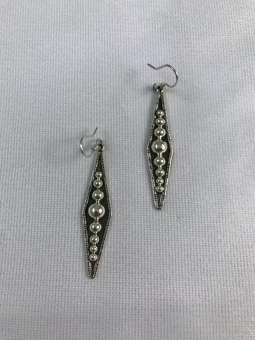 Aretes / Earrings Plata Sterling .925