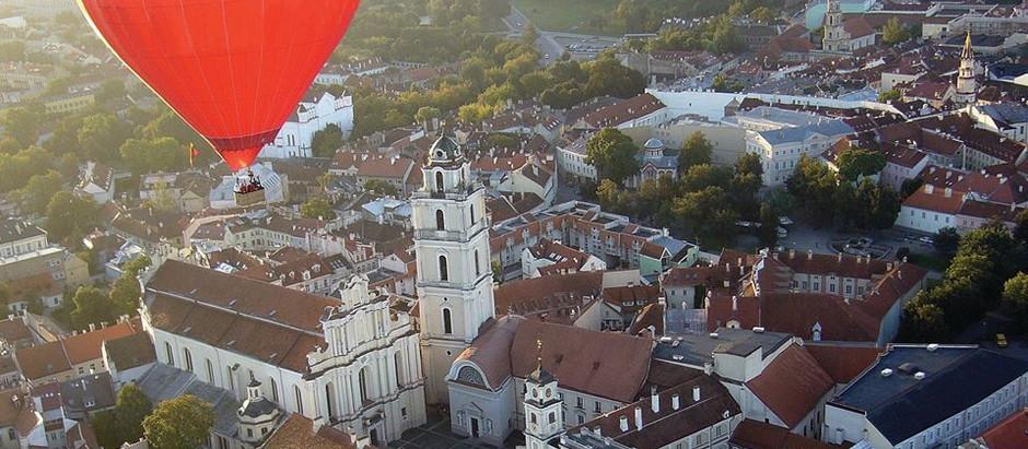 Dive deep into Lithuania! Epic tour for Lithuanians!