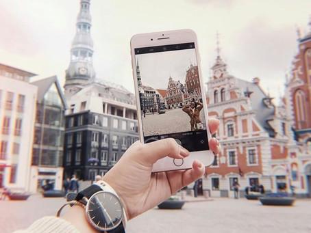 Riga - the centre of the Baltics
