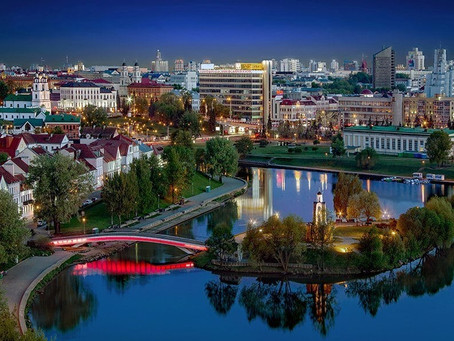 Minsk - trending incentive destination