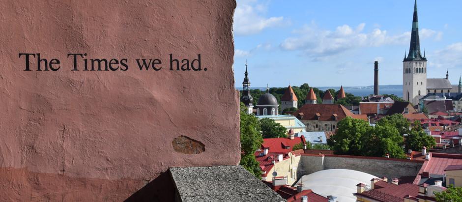 Tallinn - a busy city in a very calm and quit Estonia