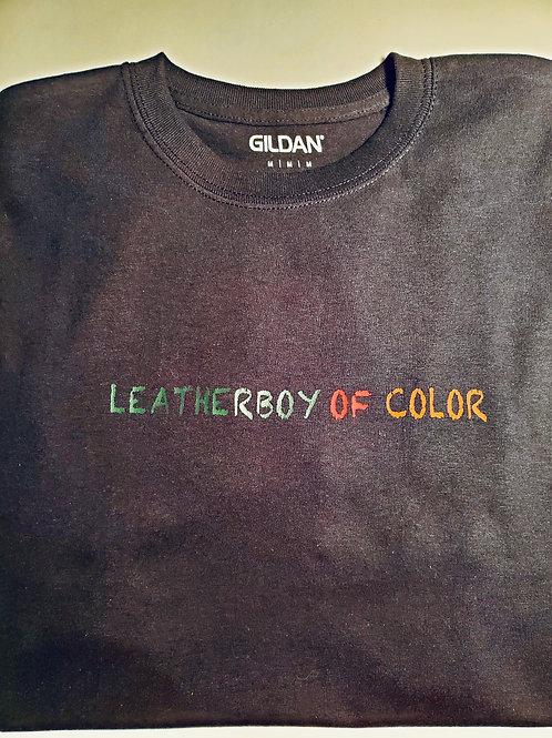 LBOC Lettered Black T-Shirt
