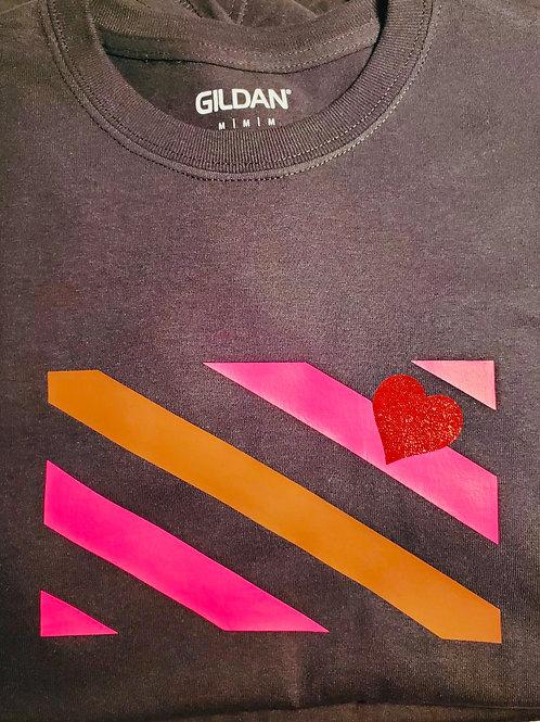 LGOC Flag Black T-Shirt