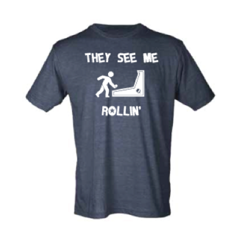 See Me Rollin' Shirt