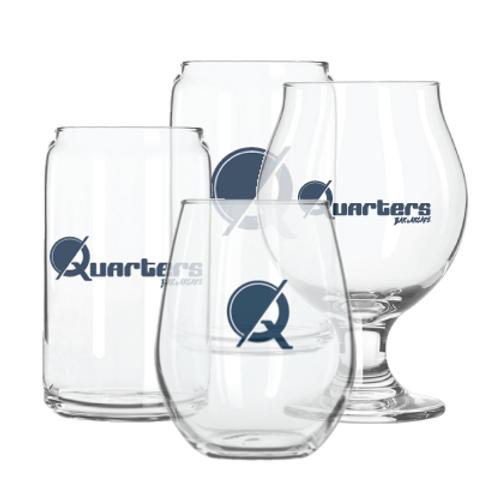 4-Pack of Glasses