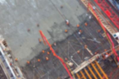 Despejando concreto from Above