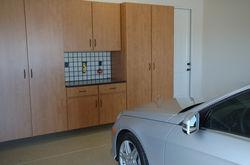 Garage Workbench/Cabinets, Carlsbad