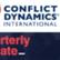 Conflict Dynamics First Quarter Newsletter 2021