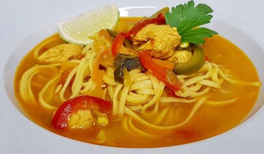 Laos - KaoPun - Ristorante ASIATIQUE All You Can Eat - Genova