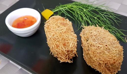 Cambogia - Amok - Ristorante ASIATIQUE All You Ca Eat - Genova