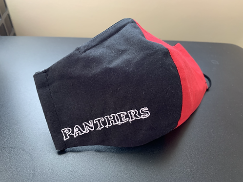 Panthers Red Black