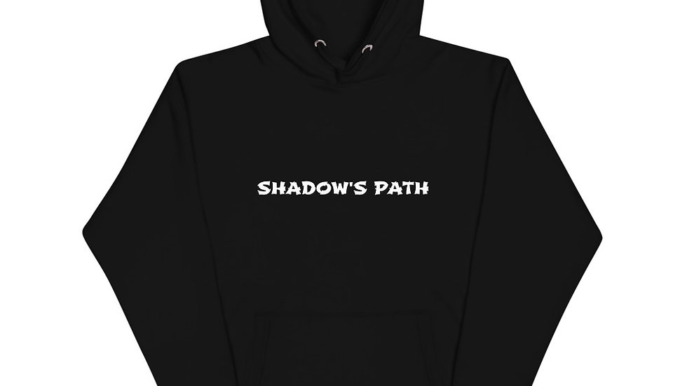 Unisex Hoodie W/ Print (Front) and Graphic (Back)