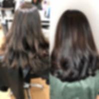 Hair cut & Blow dry