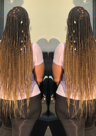 Knotless Braids (long)