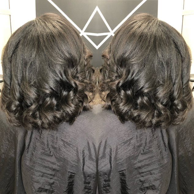 Curl Diagnostic + Style Experience