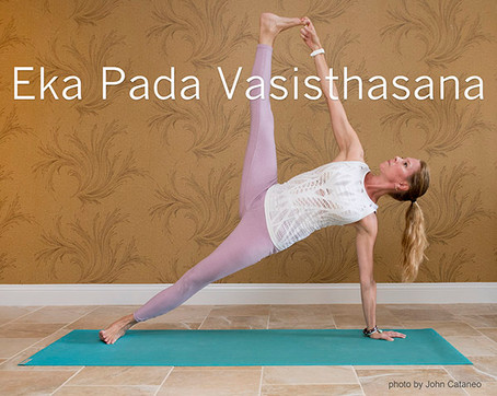 Two Key Tips for Eka Pada Vasisthasana