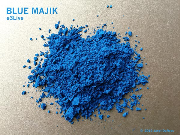 Blue Majik My Go To Recovery Strategy