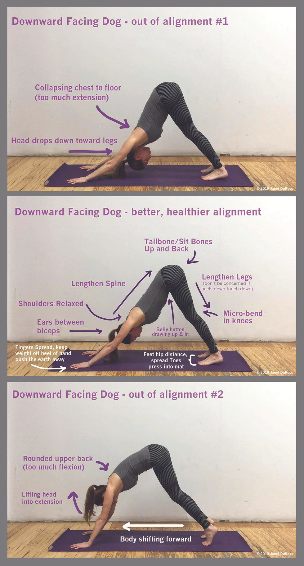 Downward Facing Dog Shouldn't Hurt