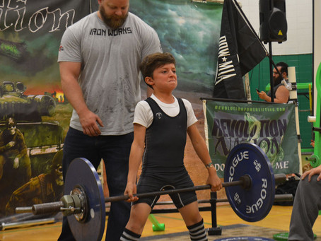 Powerlifting: Even Your Mother Can Do It