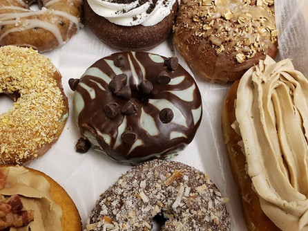 Donuts & Pastries