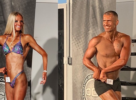 Integrated Fitness Athletes Compete in OCB