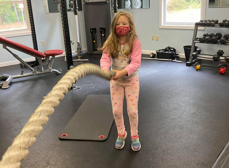Two Spots Left in Youth Conditioning Class