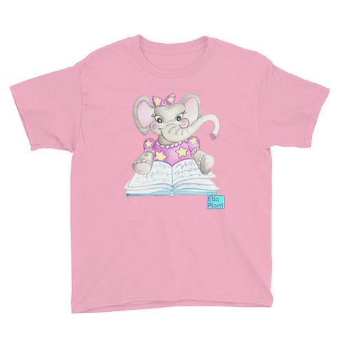 Ella Plant Reading Youth Short Sleeve T-Shirt