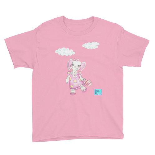 Ella Plant Youth Short Sleeve T-Shirt