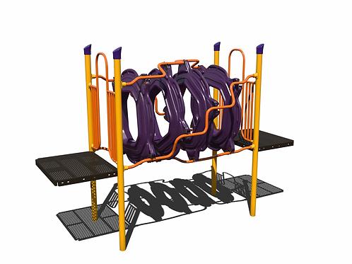 Spiral Tetra Deck-to-Deck Climber